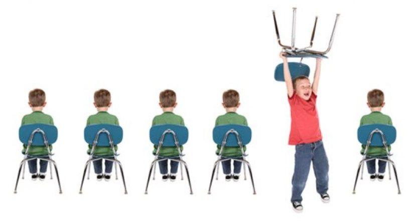 Υπερκινητικότητα και οργάνωση αδρής κίνησης