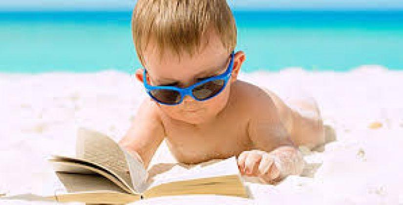 Καλοκαιρινά βιβλία! Μάθηση και διασκέδαση!