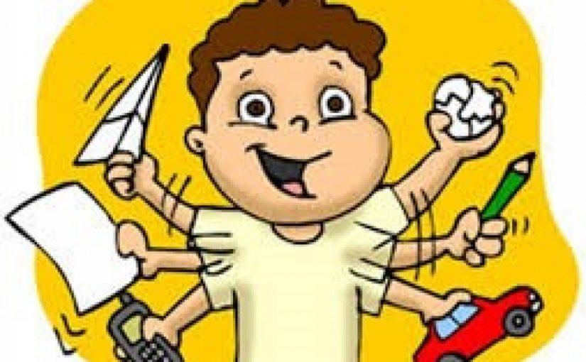 Τεχνικές για να Βοηθήσετε το Παιδί με Διάσπαση Προσοχής να σας Ακούσει