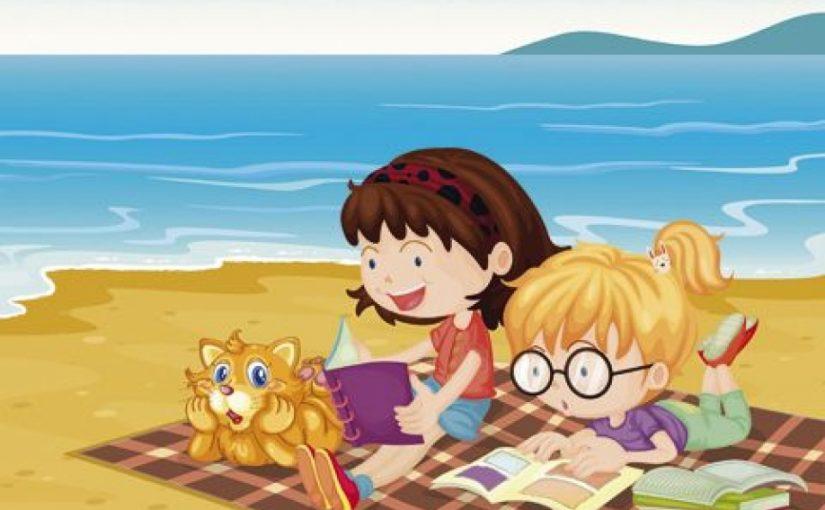 Καλοκαίρι με τα παιδιά μας!!!