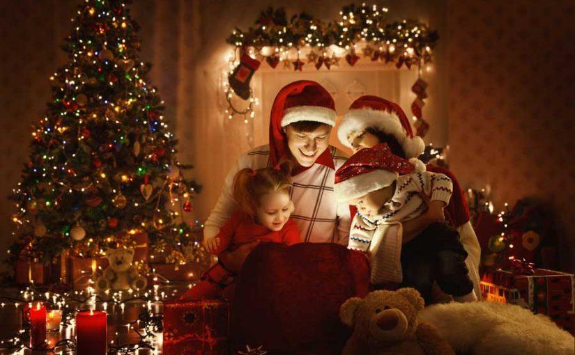 Μαγικά Χριστούγεννα μαζί με τα παιδιά μας!