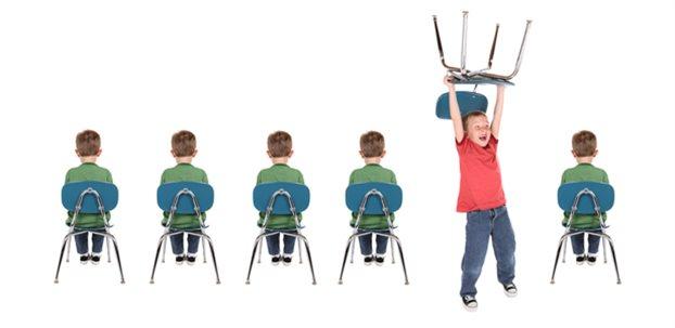 Παιδιά με υπερκινητικότητα