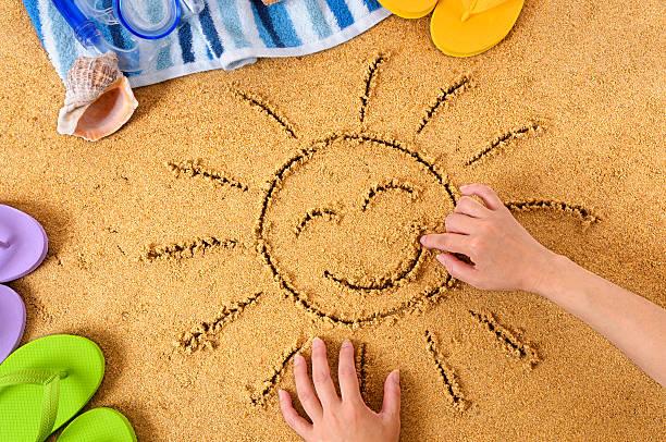Το καλοκαίρι συνιστά δημιουργία και χαρά!