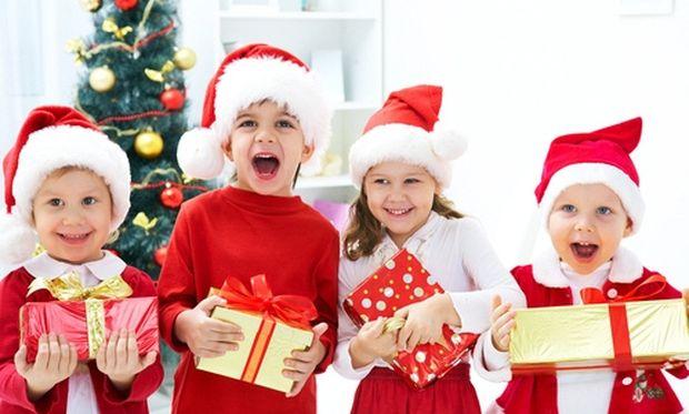 Ώρα για Χριστουγεννιάτικες δραστηριότητες με πολλές οπτικές !