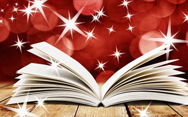 Χριστούγεννα με ένα βιβλίο συντροφιά!!(για εφήβους)