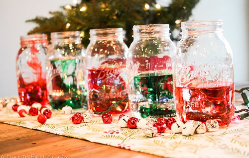 Χριστουγεννιάτικα…Πειράματα!!!