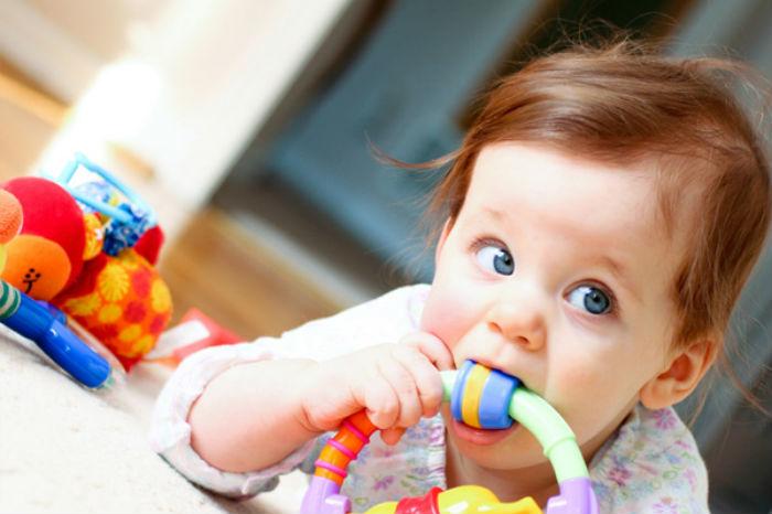 Δραστηριότητες με ερεθίσματα για μωρά