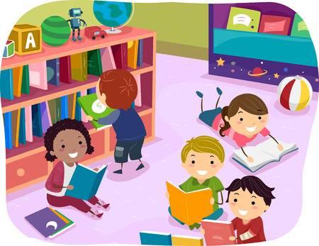Δημιουργώντας μία παιδική βιβλιοθήκη!